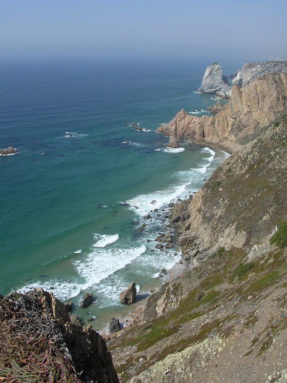 Cabo da Roca - cabo do rocha - di sara.at