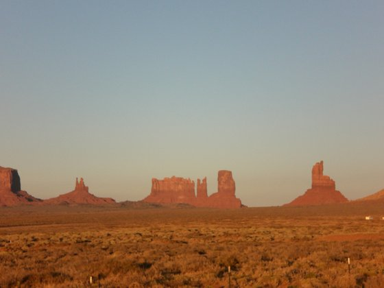 Arizona - monument valley - di gioase