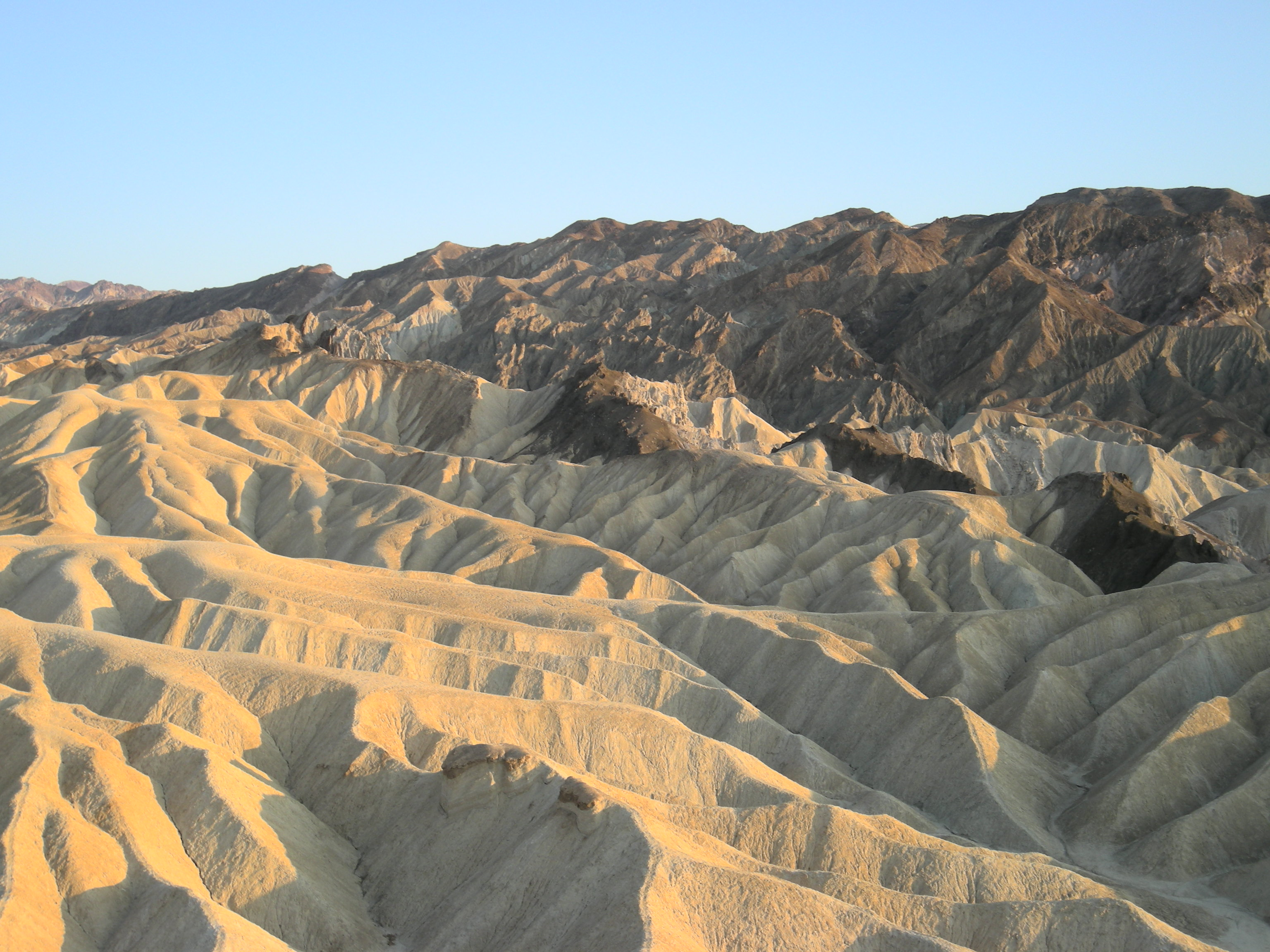 Furnace - Death Valley